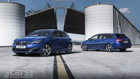 Peugeot 308 Gt On Sale Costs From 24095
