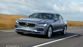 Volvo new car sales UP 12 to March  XC90 biggest seller in USA