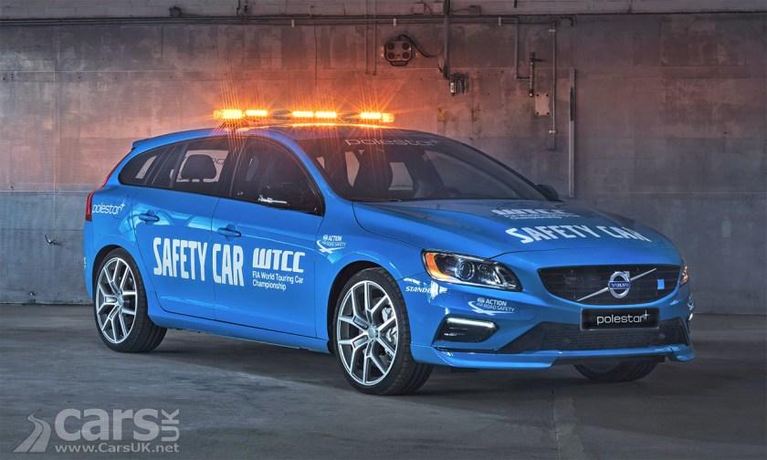 Volvo V60 Polestar becomes the