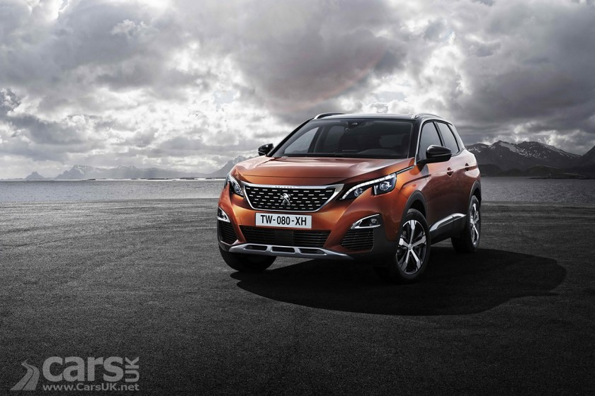 New Peugeot Suv Officially Revealed On Sale Uk November
