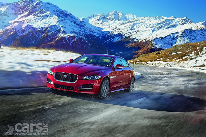 Jaguar buys 250 Mercedes BMW  Audi for customers to compare to