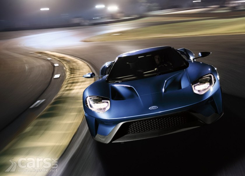 Photo 2017 Ford GT