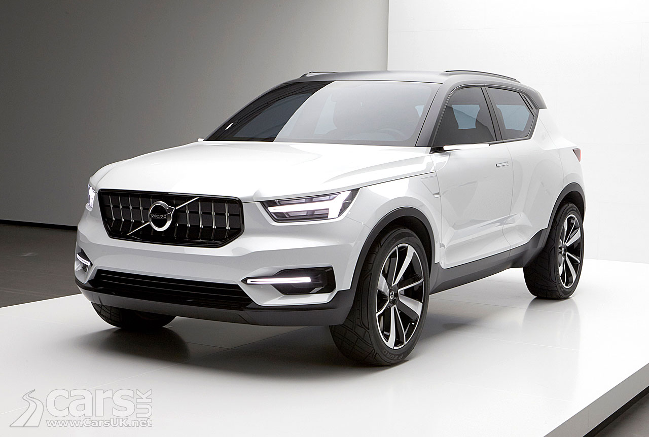electric volvo xc40 expected to cost from  u00a335 000 when it arrives in 2019