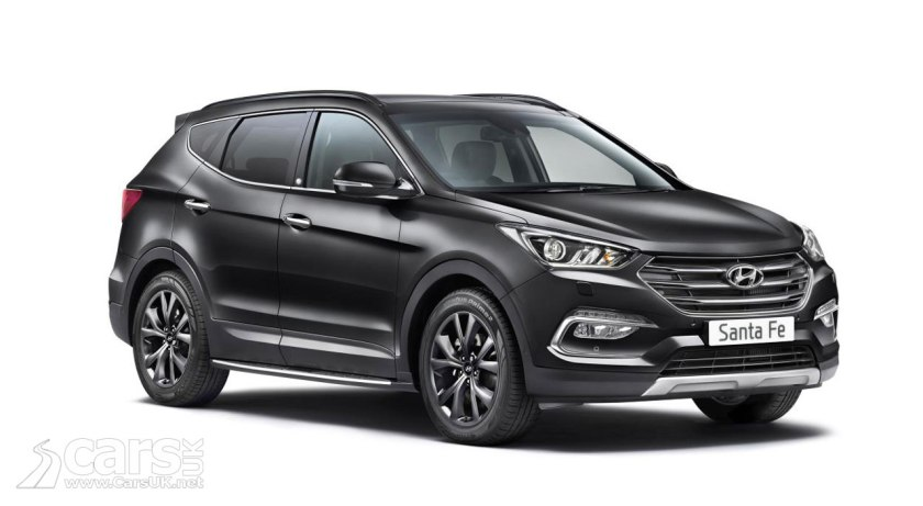 Photo Hyundai Santa Fe Endurance Limited Edition