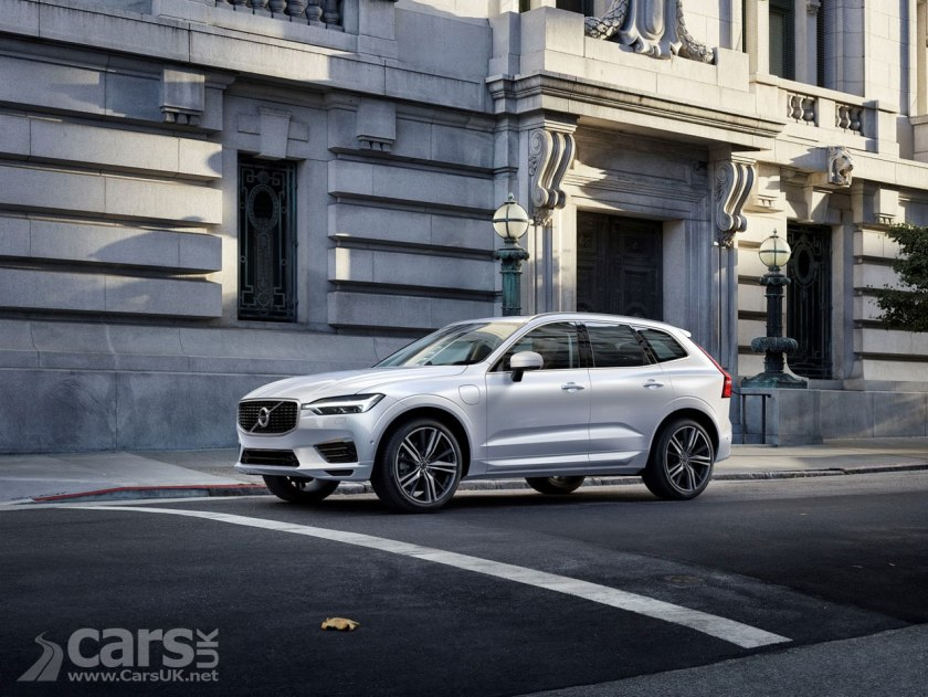 new volvo xc60 uk prices confirmedvolvo - costs from £37,205