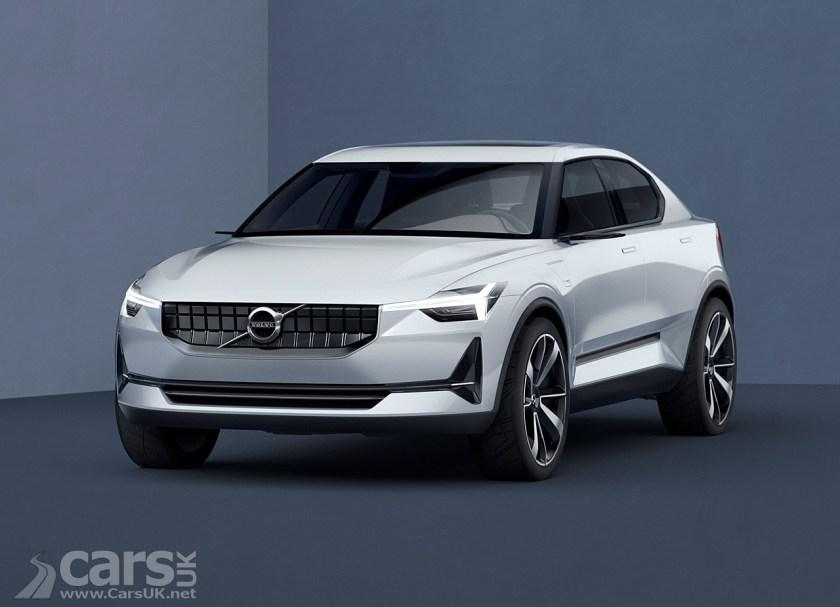 Photo Volvo Electric Concept