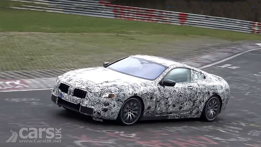 Photo BMW 8 Series WILL return confirms BMW 2018 BMW 8 Series Spy