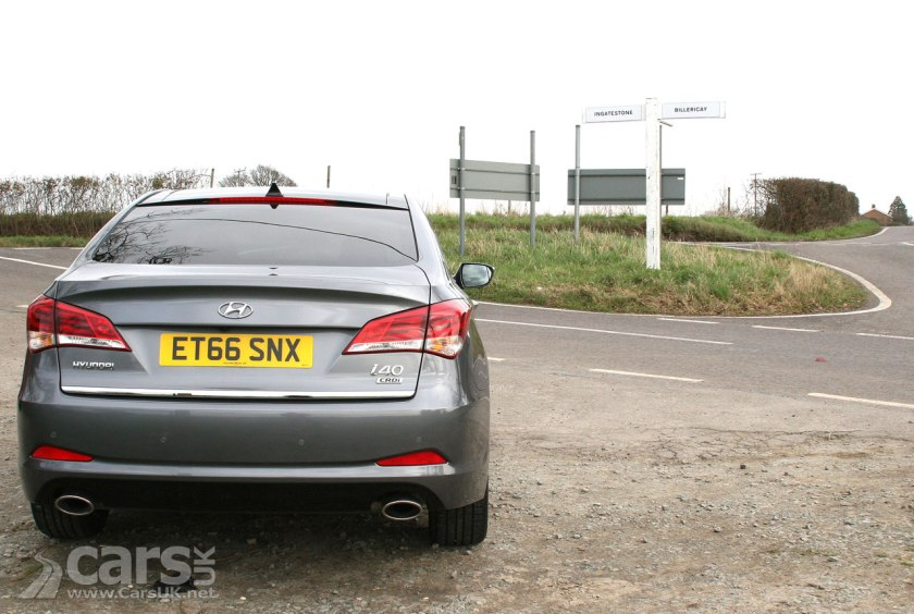 Photo 2017 Hyundai i40 Premium Review Performance