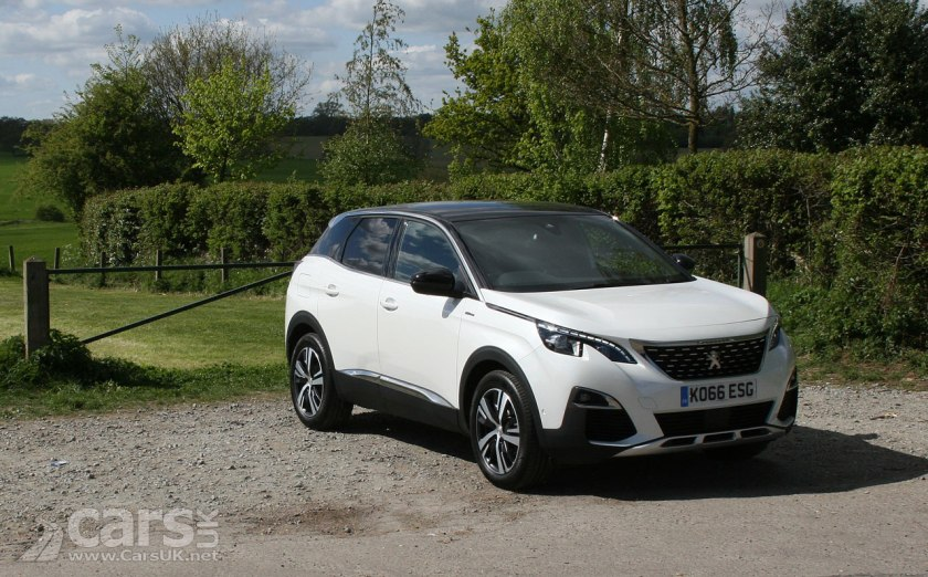 peugeot 3008 gt line review (2017) - peugeot's new 3008 suv reviewed