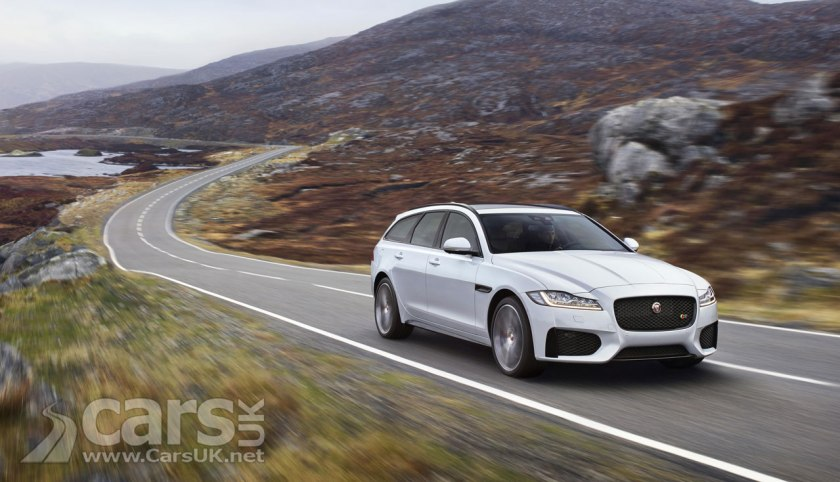 Photo New Jaguar XF Sportbrake