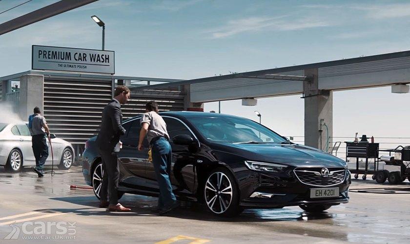 Photo New Vauxhall Insignia 'Isn't Life Brilliant' Campaign