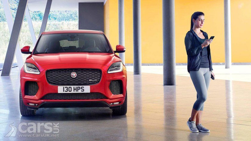New Jaguar E-Pace configurator LIVE - build your own E-Pace