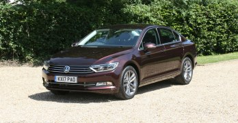Volkswagen Passat SE Business 2.0-litre TDI 150 PS Review (2017)