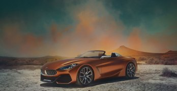 BMW Concept Z4 (NOT the BMW Z5) OFFICIALLY revealed at Pebble Beach