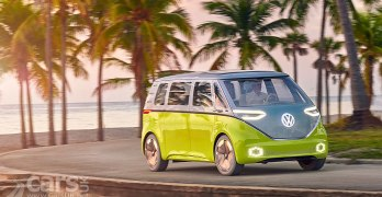Volkswagen I.D. Buzz Electric Camper Van IS going in to production – in 2022