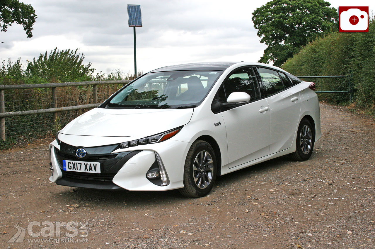 High Quality Toyota Prius Plug In Business Edition Plus Review