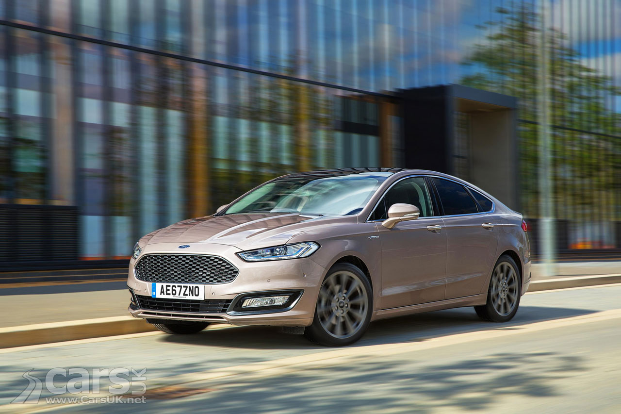 Ford revises Mondeo range with simplified line-up
