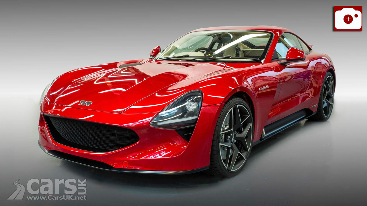 New tvr griffith revealed with gordon murray design and 500bhp of v8 cosworth cars uk