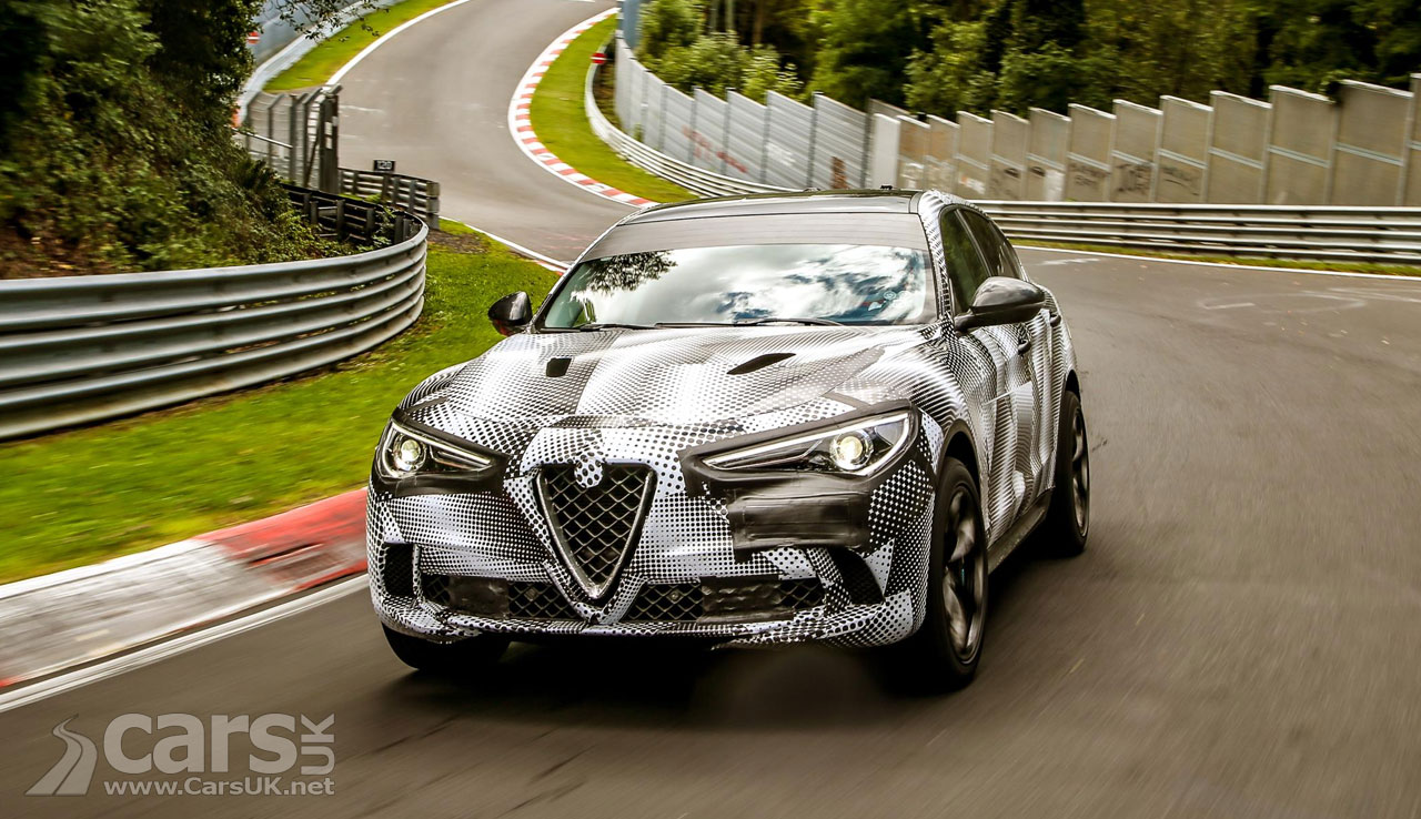 Alfa Romeo's First SUV Also Happens To Be The World's Quickest