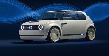 Honda Urban EV Concept looks the PERFECT Electric Urban runaround