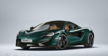 McLaren 570GT XP Green by MSO is a very BRITISH Limited Edition