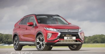 Mitsubishi Eclipse Cross FULL specs for the UK with prices from £21,275