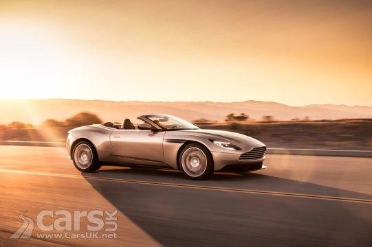 Aston Martin DB11 Volante Photo