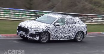 Production Audi Q8 range-topping SUV spied on video – and it look JUST like the Concept