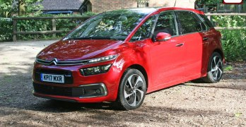 Citroen C4 Picasso Flair BlueHDi 150 Review (2017) – It's still an MPV