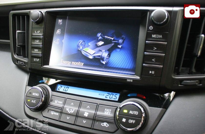 Toyota RAV4 Hybrid Verdict