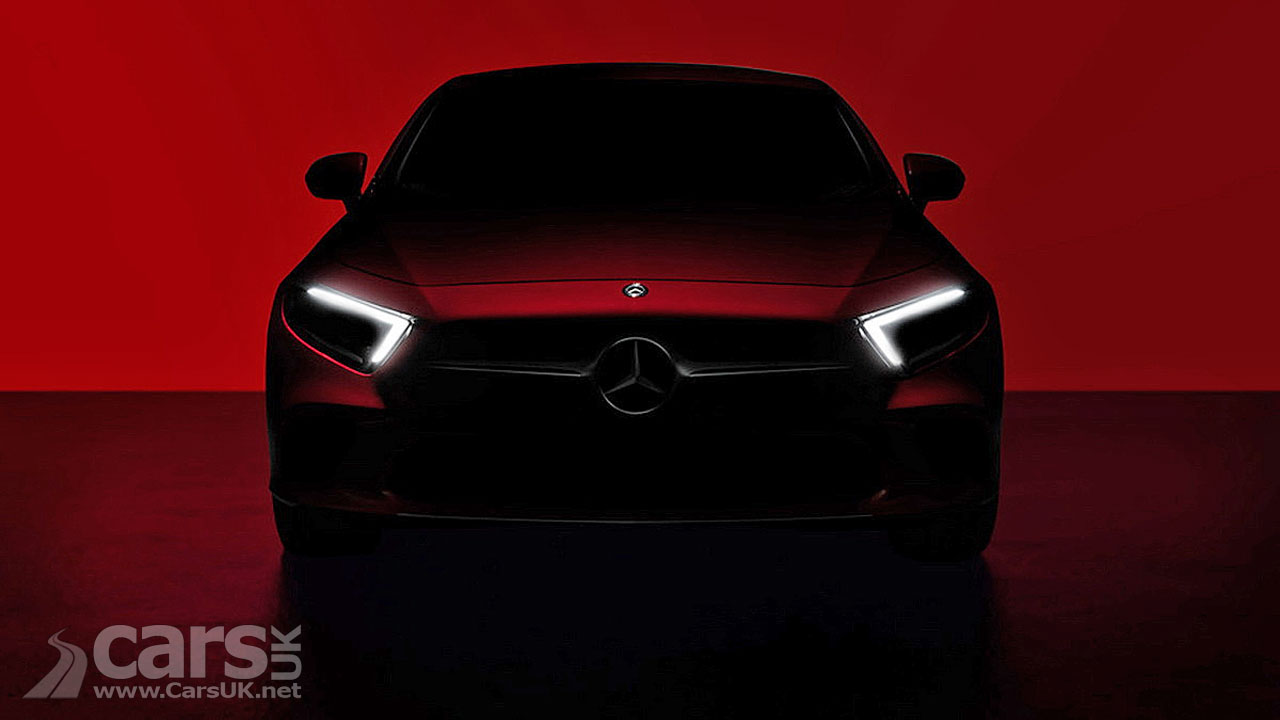Mercedes teases interior of new CLS