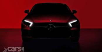 2018 Mercedes-Benz CLS Coupe teased ahead of a Los Angeles Motor Show debut