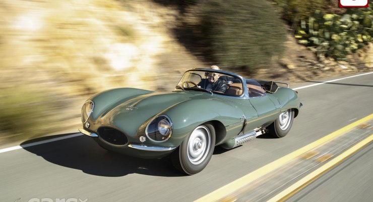 Jaguar XKSS Continuation is the Octane Car of the Year