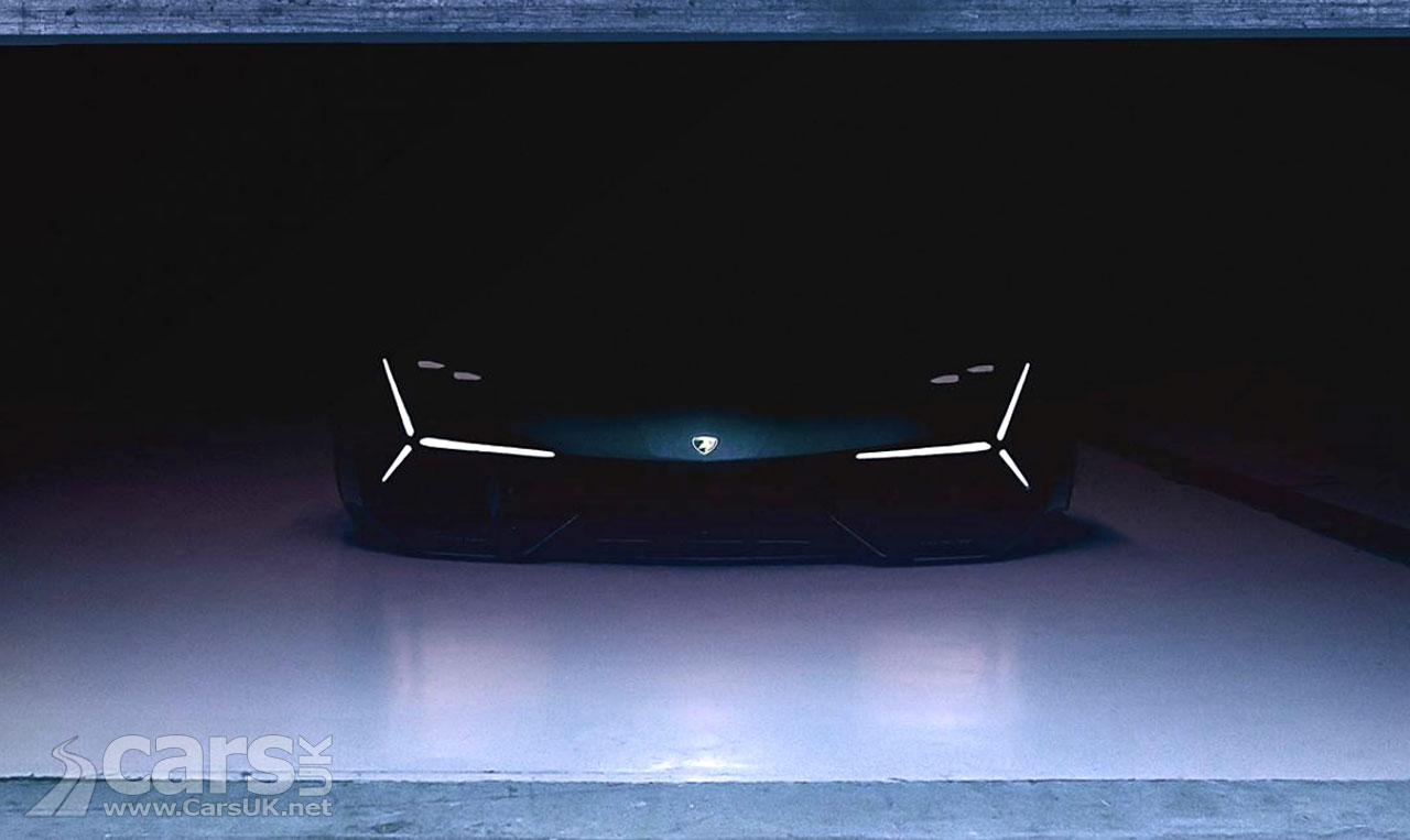 Lamborghini set to unveil brand new concept vehicle