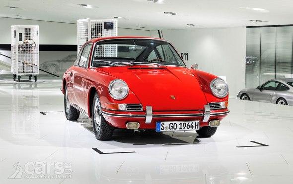 Porsche restores one of the FIRST 911s
