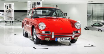 Porsche restores one of the FIRST 911s – a 1964 Porsche 901 Barn Find