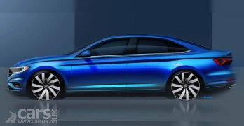 New Volkswagen Jetta teased ahead of Detroit debut – but will it come to the UK?