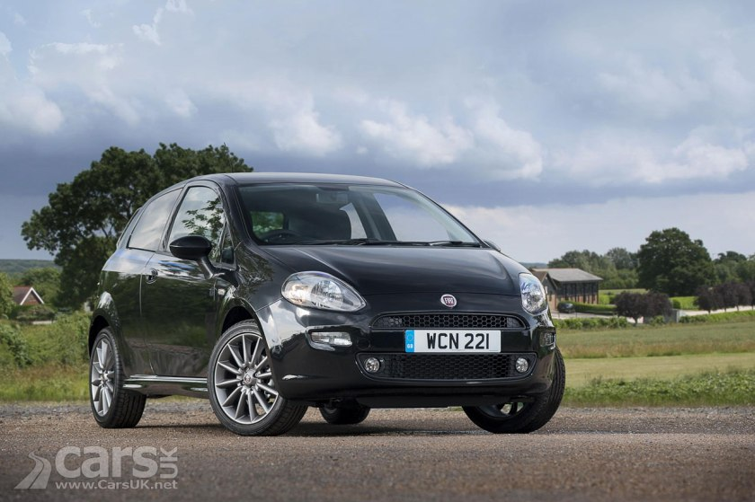 Fiat Punto gets ZERO stars in latest Euro NCAP safety tests