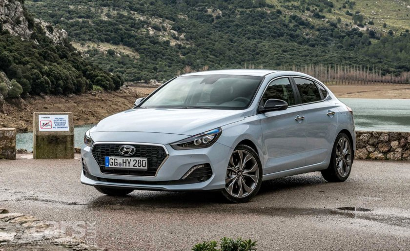 Hyundai i30 Fastback Price & Specs for the UK announced