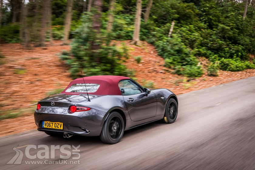 Mazda MX-5 Z-Sport Limited Edition
