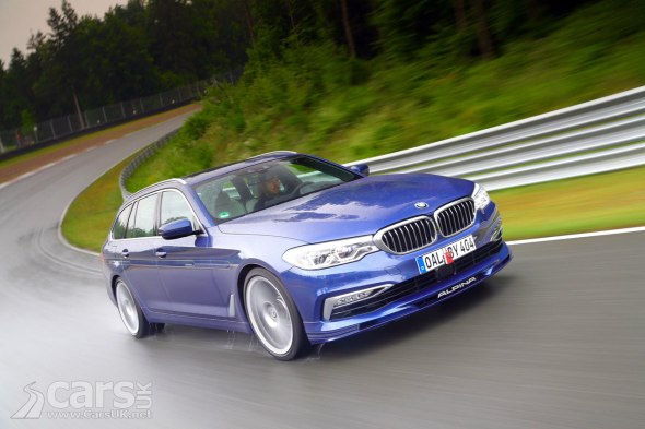 2018 ALPINA B5 Bi-Turbo Touring arrives in the UK as the world's fastest Estate