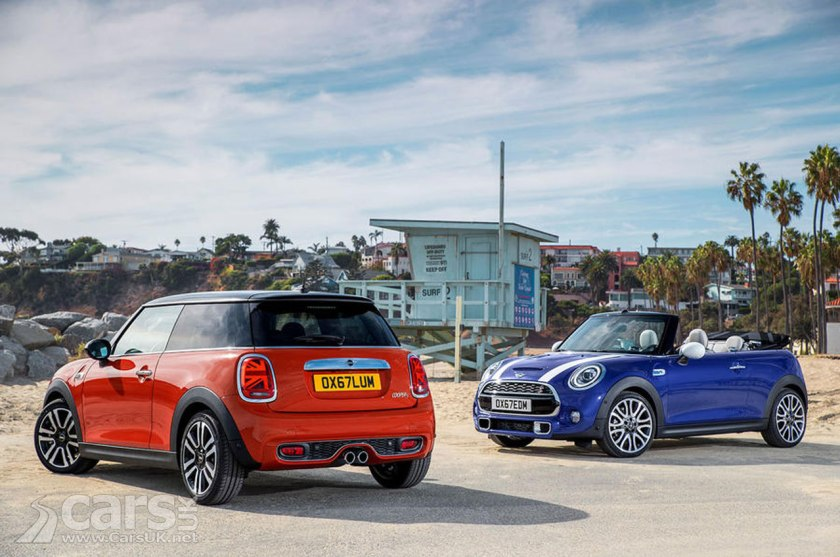 2018 MINI gets more tech and new DCT option