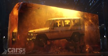 New Mercedes G-Class will debut on January 15 2018