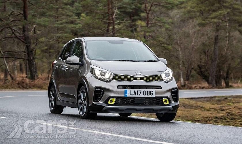 kia picanto x-line uk price and spec announced   cars uk