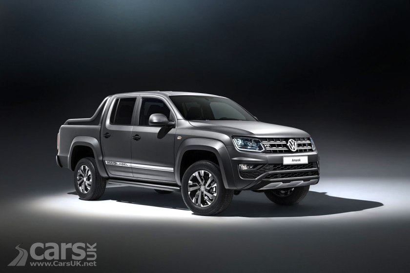 Volkswagen Amarok Dark Label Pick-up
