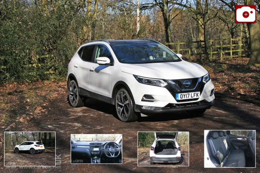 nissan qashqai n connecta dci 110 2018 long term test cars uk. Black Bedroom Furniture Sets. Home Design Ideas