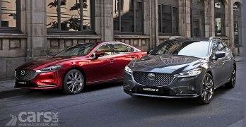2018 Mazda6 UK Prices and Specs announced