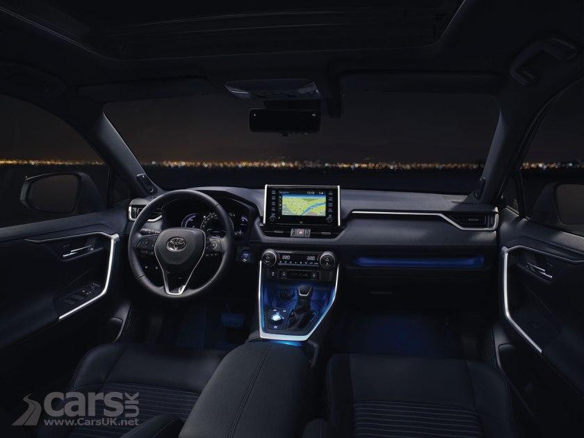 New Toyota Rav4 Revealed Heading For The Uk In 2019