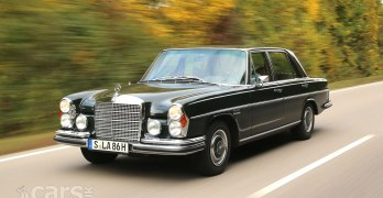 Mercedes-Benz 300 SEL 6.3 – Mercedes' FIRST 'Performance Saloon' – is 50 years old