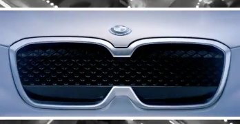BMW iX3 – BMW's first ELECTRIC SUV – teased on video